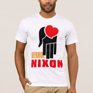 T-shirt George W Nixon T de base