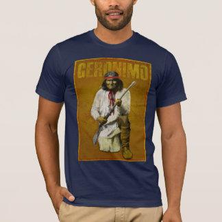 T-shirt Geronimo vintage