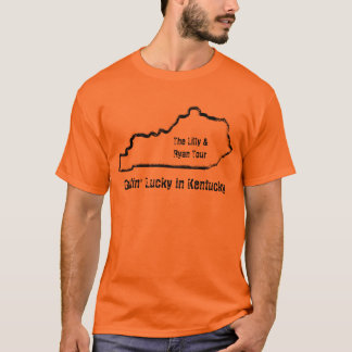 T-shirt Getting chanceux au Kentucky