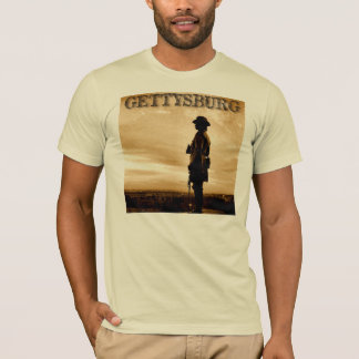 T-shirt Gettysburg Front-8th OVI soutiennent