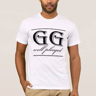 T-shirt GG bien joué