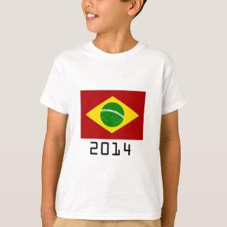 T-shirt ghana 2014