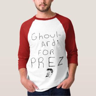 T-shirt Ghoulardi pour le théâtre Cleveland de choc de