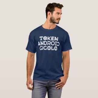 T-shirt Gigolo androïde symbolique