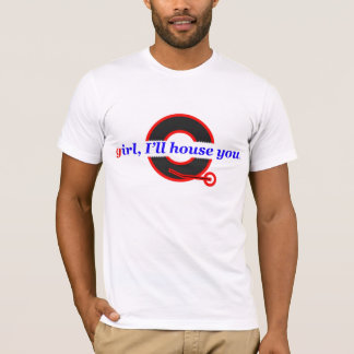 T-shirt GIHY - La fille I vous logera
