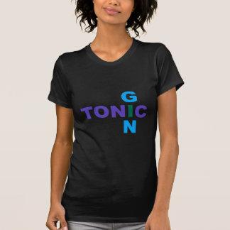 T-shirt Gin Tonic long drink cocktail
