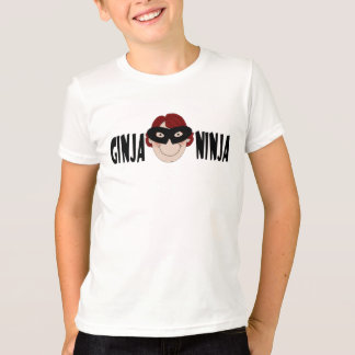 T-shirt Gingembre Ninja