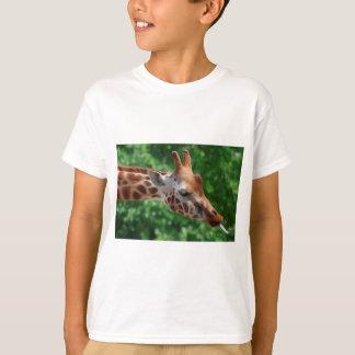 T-shirt Girafe