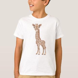 T-shirt Girafe de bébé