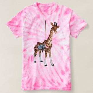 T-shirt Girafe d'écho de gorge