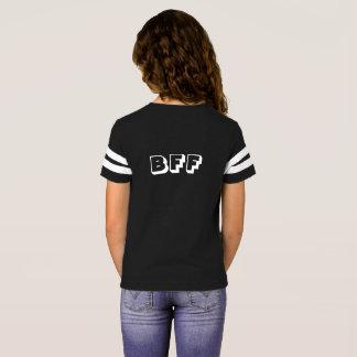 T-shirt Girl-Football-Shirt