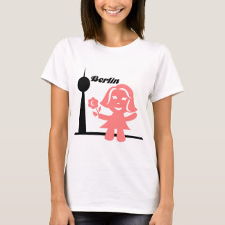T-shirt Girlie à Berlin