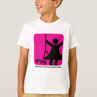 T-shirt Girlie iPlay