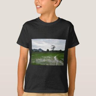 T-shirt Gisements de riz du Sri Lanka