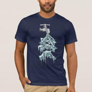 T-shirt Glacé