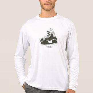 T-shirt Glace obtenue ? Patin Longsleeve Microfiber