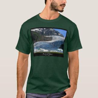 T-shirt Glacier de Mendenhall/Juneau Alaska