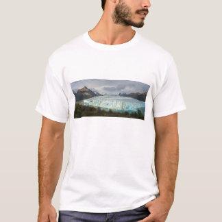 T-shirt Glacier de Perito Moreno panoramique