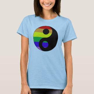 T-shirt GLBT YinYang