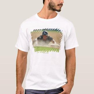 T-shirt Glissement dans la base