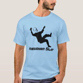 T-shirt Glissement freudien