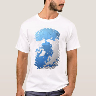 T-shirt Globe transparent