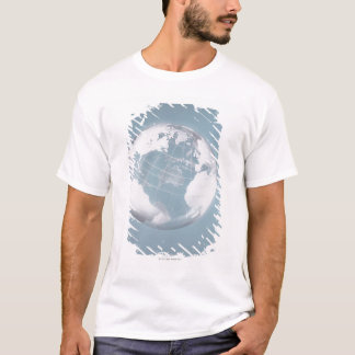 T-shirt Globe transparent 3