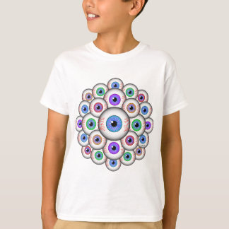 T-SHIRT GLOBES OCULAIRES
