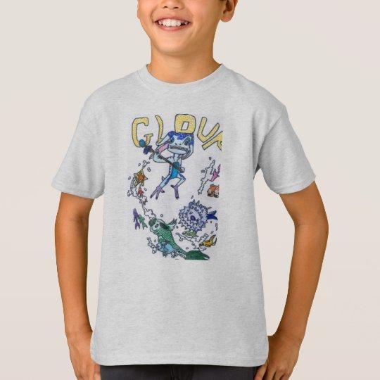 T-shirt Gloup, le gardien de la mer