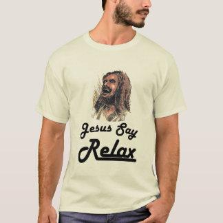 T-shirt Gnar lourd - Jésus disent détendent