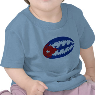 T-shirt Gnarly de drapeau du Cuba