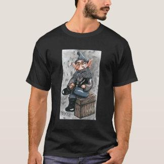 T-shirt Gnome gothique de jardin
