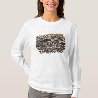 T-shirt gnou ou gnou Blanc-barbu, Connochaetes
