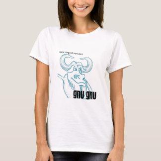 T-shirt gnou W