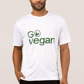 T-shirt Go Vegan Sport-Tek