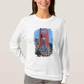 T-shirt Golden gate bridge et Baie de San Franciso