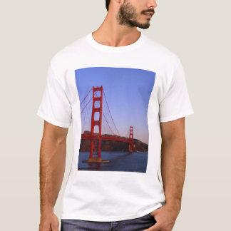 T-shirt Golden gate bridge, San Francisco, la Californie,