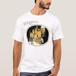 T-shirt Goldman suce