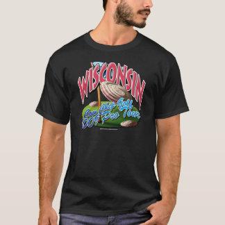 T-shirt Golf de puce de vache au Wisconsin