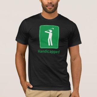 T-shirt Golf - handicapé