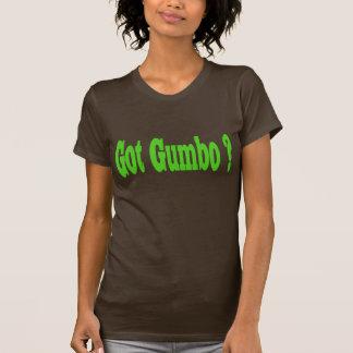 T-shirt Gombo obtenu