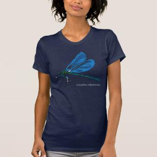 T-shirt Gomphus Vulgatissimus ou pièce en t de libellule