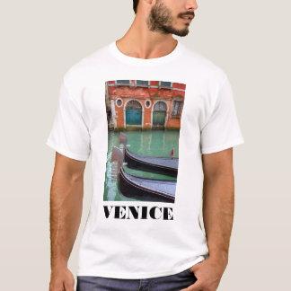T-shirt Gondoles sur le canal grand, Venise