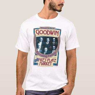 T-shirt Goodwin/T-shirt commémoratif marché de brochets