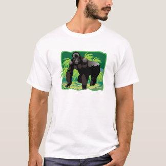T-shirt Gorille de jungle
