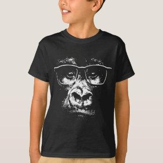 T-shirt Gorille en verre
