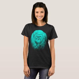 T-shirt Gorille futé