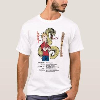 T-shirt Gosse-halla : Loki