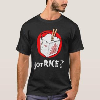 T-shirt gotRice ? Boîte du Togo de Chinois pour des