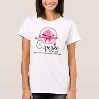 T-shirt Gourmet Cupcake Bakery Custom Tee-shirt
